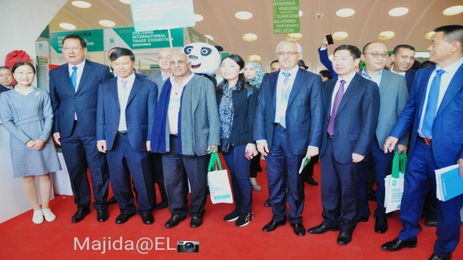الدارالبيضاء..اختتام فعاليت الدورة الثالثة من المعرض الدولي SIAB EXPO MAROC 2019 تحت شعار الاغذية الزراعية المغربية قطاع مزدهر ذو مستقبل في افريقيا