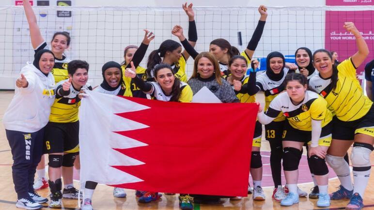 الأهلي البحريني يحجز بطاقة الصعود الأخيرة لدور الثمانية للكرة الطاولة