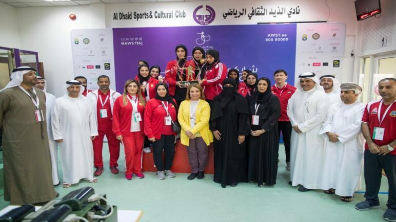 """راميات البحرين يتوّجن بكأس التفوق العام لمسابقة الرماية في """"عربية السيدات 2020"""""""