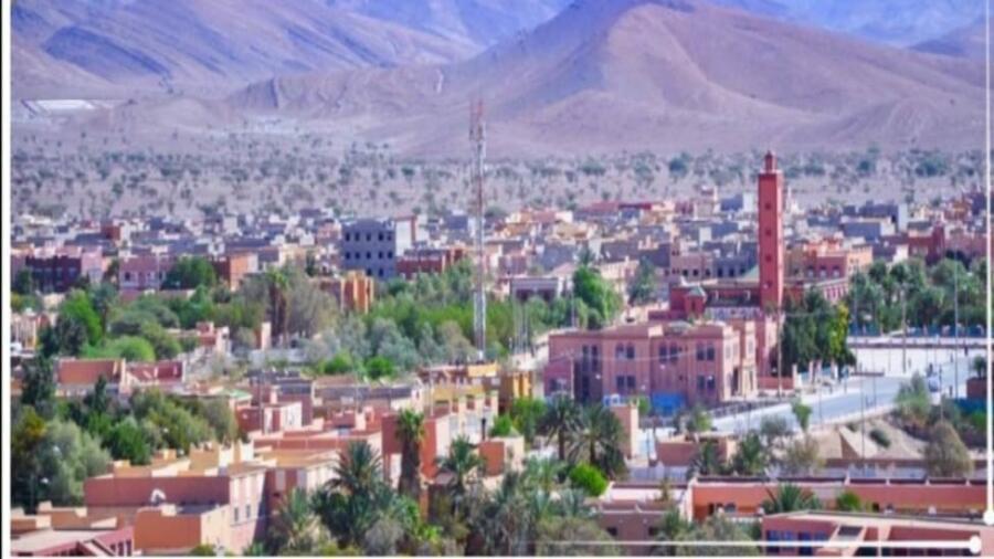 جريمة قتل بشعة بمدينة طاطا