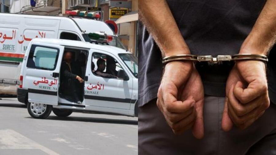 الدارالبيضاء..ايقاف شخص للاشتباه في تورطه في قضية تتعلق بالسرقة باستعمال ناقلة ذات محرك صفائحها مزورة.