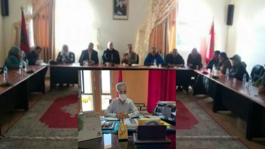 اقليم شيشاوة : من أجل تنمية مواردها المالية…المجلس الجماعي لشيشاوة يصادق بالإجماع على تحيين القرار الجبائي