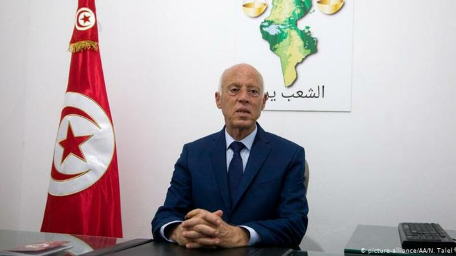 تونس..السيد الدستوري قيس سعيد رئيسا لتونس