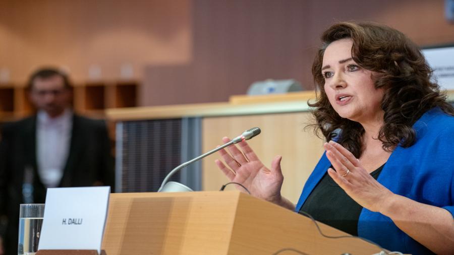 تصريح المفوضة الأوروبية هيلينا دالي بالبرلمان الأوروبي حول قضية القاصرين المغاربة غير المرفوقين (مقتطفات)