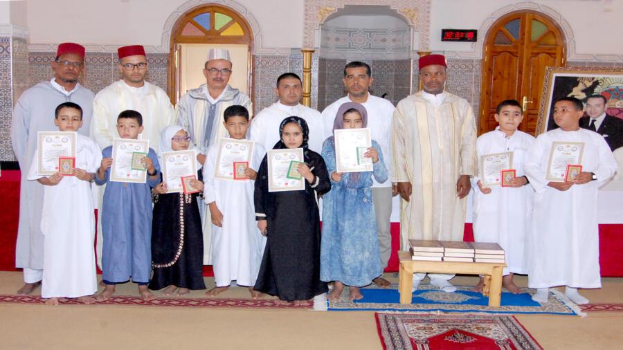 مركز اكدز..ملتقى القرآن الكريم لموسم 1441 هجرية