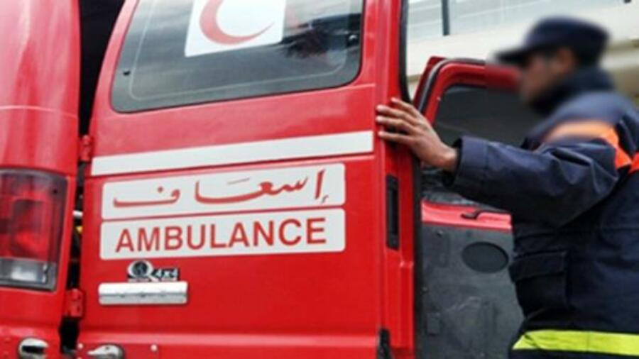 حصيلة حوادث السير خلال الأسبوع الممتد من 07 إلى 13 أكتوبر الجاري.