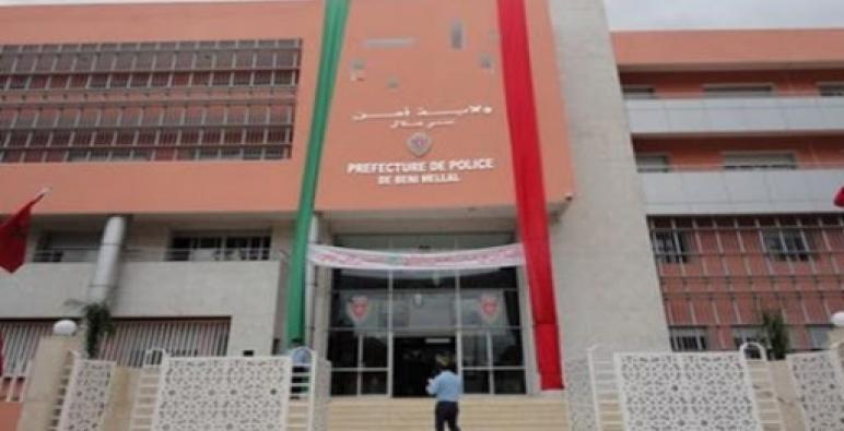 تعيينات جديدة في مناصب المسؤولية بولاية أمن بني ملال
