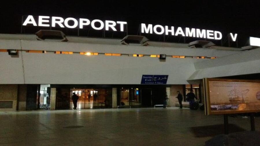 بعد ان تدخل مجلس جطو على مطار محمد الخامس يعود الى سابق عهده .