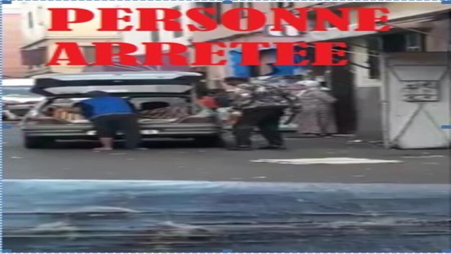 الدارالبيضاء..ايقاف شخص سبق وأن ظهر في مقطع فيديو وهو بصدد تعريض صاحب محل تجاري وسائق سيارة للسرقة تحت التهديد باستعمال السلاح الأبيض.