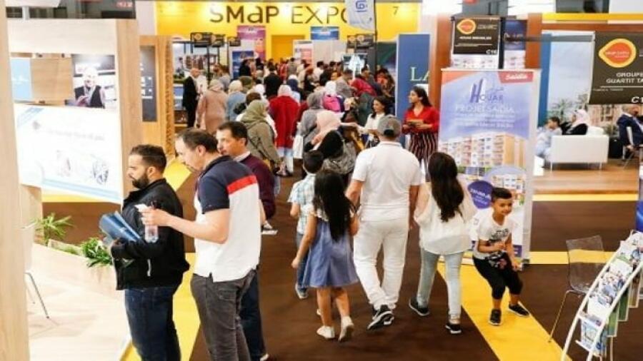 """ميلانو الإيطالية ستحتضن فعاليات الدورة الرابعة لمعرض العقار المغربي في العالم """"سماب إيكسبو """""""