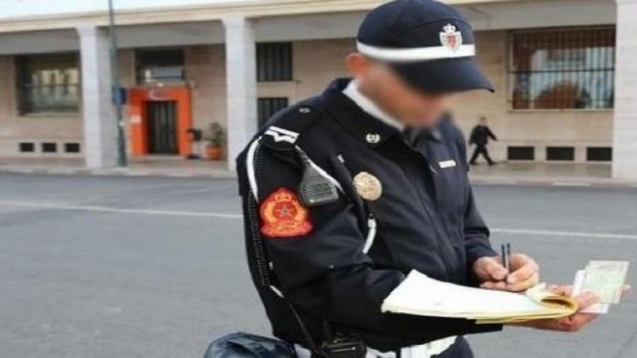 المحمدية..وفاة رجل أمن ينتمي لشرطة المرور في حاذثة سير مروعة
