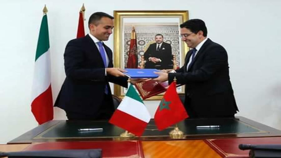 ززوم …إيطاليا تشيد بدور المغرب في أفريقيا وتصف الرباط بالشريك الاستراتيجي بالمتوسط.
