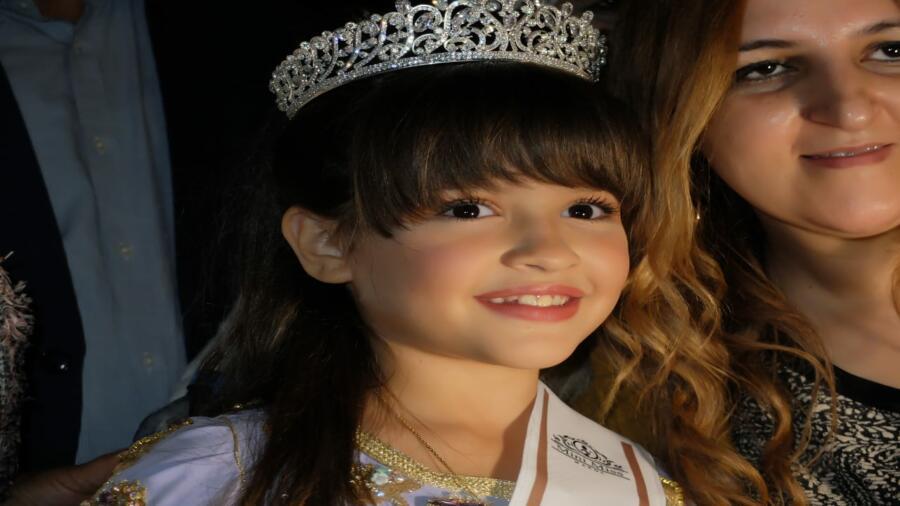 لينا أݣدور : فائزة بلقب أصغر ملكة الجمال بالمغرب الدورة الثانية 2019/2020