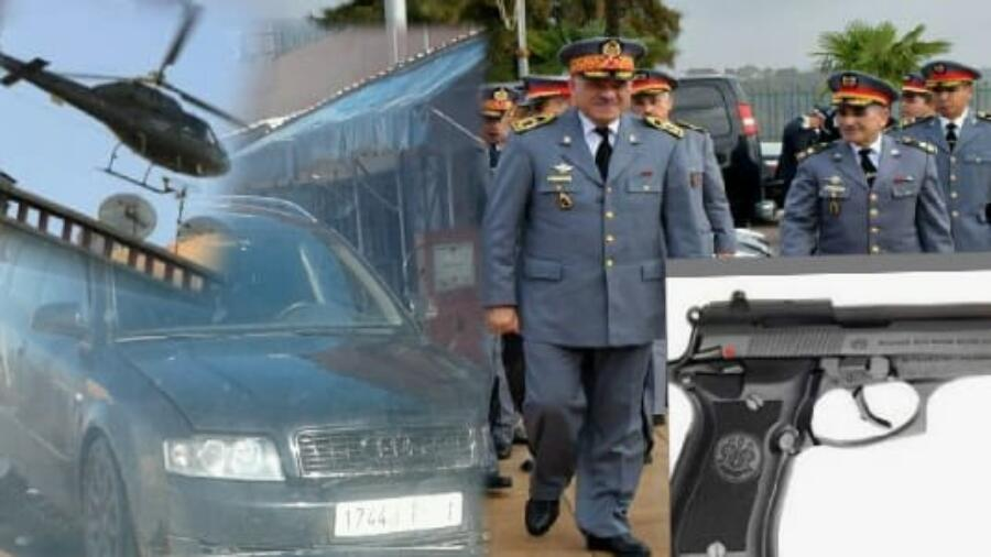 تيط مليل / سرقة مسدس لدركي يستنفر القيادة العليا الدرك الملكي