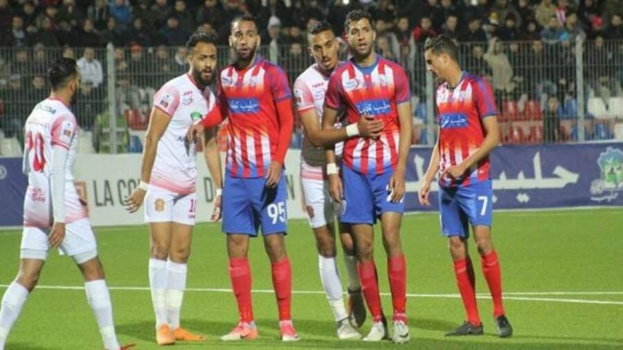 الجامعة تعلن عن توقيت مباراة نهائي كأس العرش بين حسنية أكادير و المغرب التطواني بوجدة