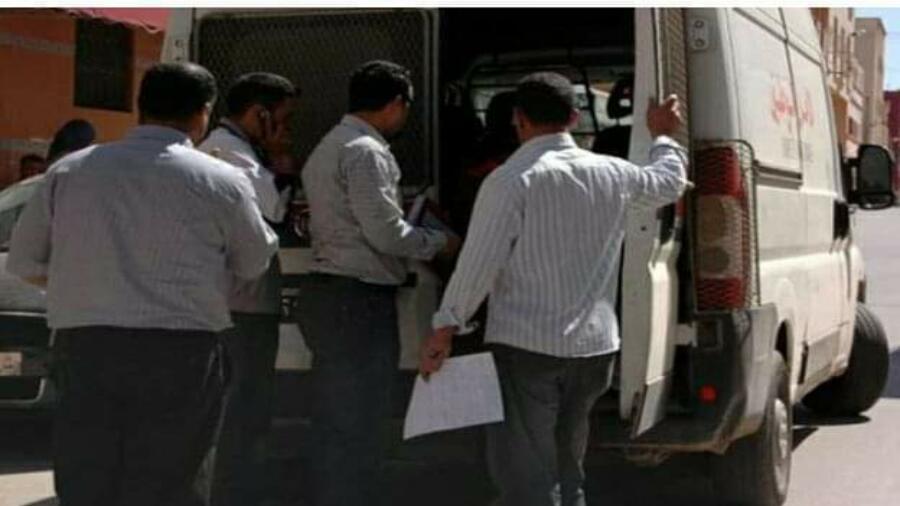 """أمن بني مكادة طنجة يلقي القبض على """"قاتل"""" شخص متشرد في طنجة"""