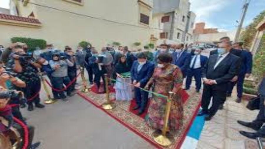 *( مجموعة الشباب الدبلوماسي والمجتمع المدني المرافعة عن مغربية الصحراء تهنئ القنصل العام لمملكة سواتيني )*