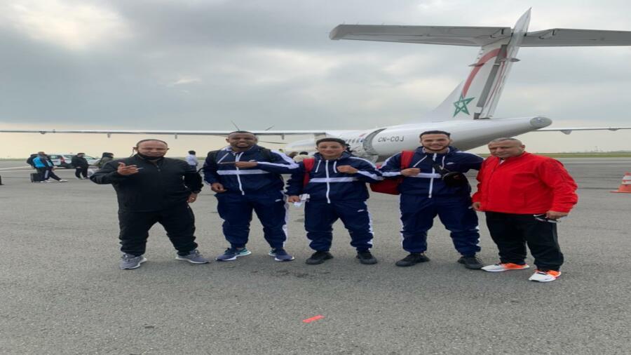 (الفريق الوطني المغربي للملاكمة كبار يواصل إستعداداته لأولمبياد طوكيو 2021 بمشاركته بدوري BOXAM بإسبانيا.)
