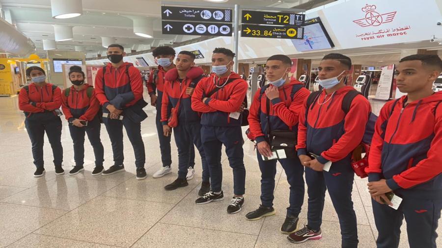 *القفاز المغربي يشارك ببطولة العالم للشباب بولندا .2021*