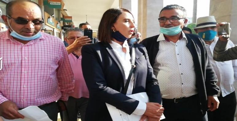هل من حق الأمن أن يمنع ممثلة الأمة (نبيلة منيب / الاشتراكي الموحد) من دخول البرلمان ؟