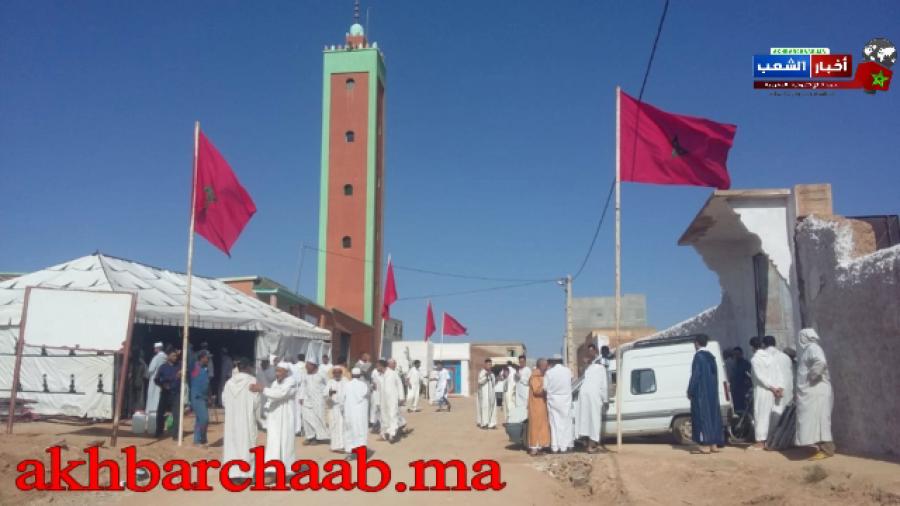 تزنيت ..جمعية انوار بدوار ايت سملالت جماعة اربعاء رسموكة تحتفل بافتتاح مسجد اطلق عليه اسم