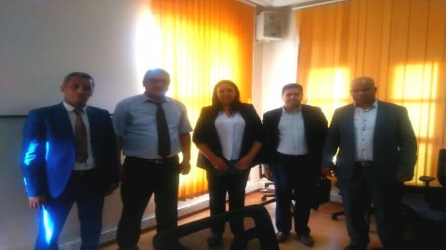 لقاء الجمعية الوطنية لحارسات وحراس الأمن الخاص بالمغرب مع المصالح المختصة لوزارة التشغيل و الادماج المهني
