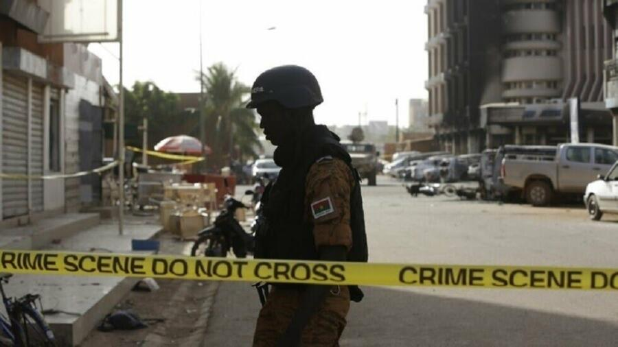 هجوم على مسجد في بوركينا فاسو