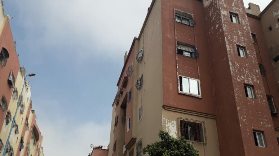 فاجعة(الدار البيضاء):ام ترمي باطفالها الصغار الثلاثة من سطح عمارة