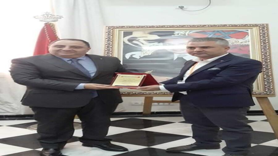 زووم….. السيد رشيد بوعمرة يستقبل وفدا لعدد من رجال الأعمال الأتراك لبحث آفاق تعاون اقتصادي بين البلدين