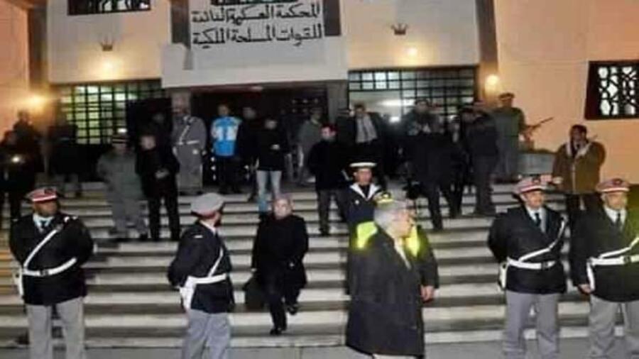 محكمة الرباط تصدر عقوبات سجنية في حق سبعة مسؤولين عسكريين اختلسوا أموالا طائلة
