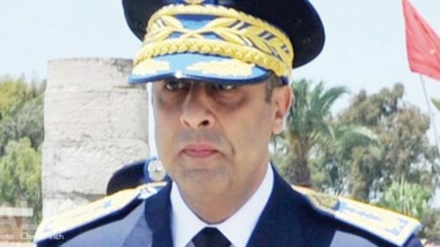 تحية احترام وتقدير للسيد عبد اللطيف الحموشي المدير العام للأمن الوطني والمدير العام لمديرية مراقبة التراب الوطني