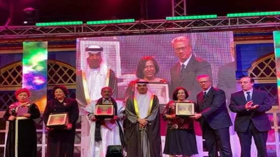 زووم ….تكريم الإعلامية فاطمة التواتي بمدينة مراكش…