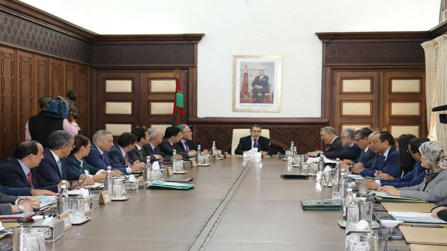 بلاغ صحفي عن انعقاد الاجتماع الأسبوعي لمجلس الحكومة يوم الخميس 02 ربيع الأول 1441 الموافق لـ 31 أكتوبر 2019