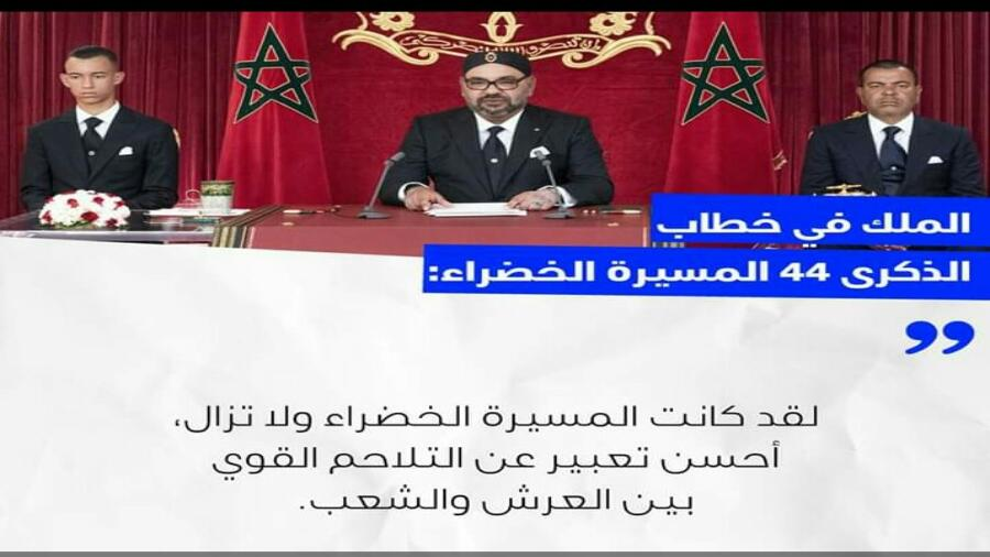 رسالة قوية وغير مسبوقة للملك محمد السادس للبوليساريو