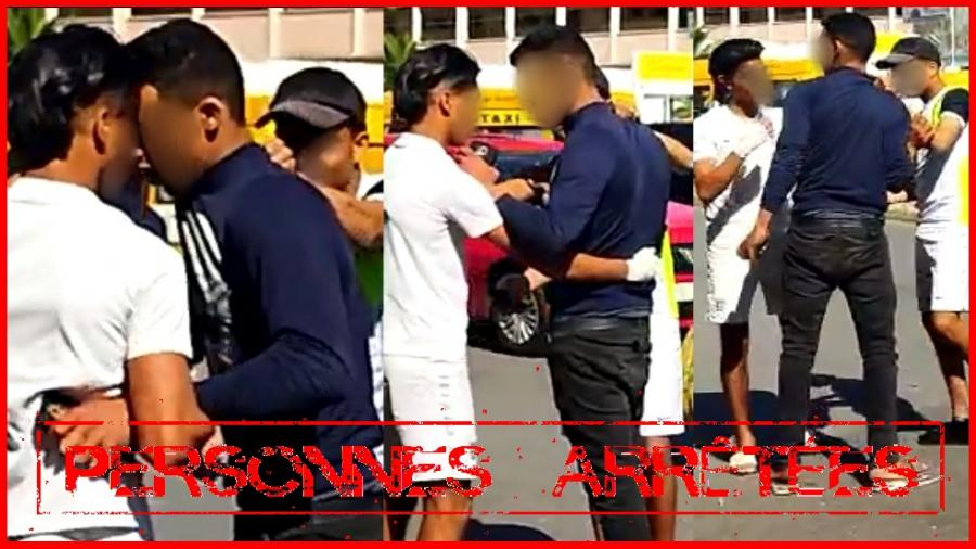 الدارالبيضاء..ايقاف ثلاثة أشخاص من بينهم قاصر يبلغ من العمر 16 سنة، وذلك للاشتباه في تورطهم في قضية تتعلق بمحاولة السرقة باستعمال العنف.