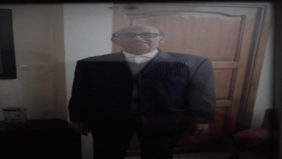 تعزية في وفاة المرحوم الحسين عبد المطلب احد افراد اسرة نائب المديرة الجهوية السيد أنس الوردي