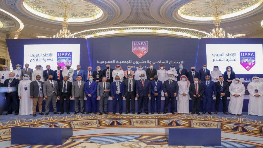 فوزي لقجع عضوا في الاتحاد العربي لكرة القدم