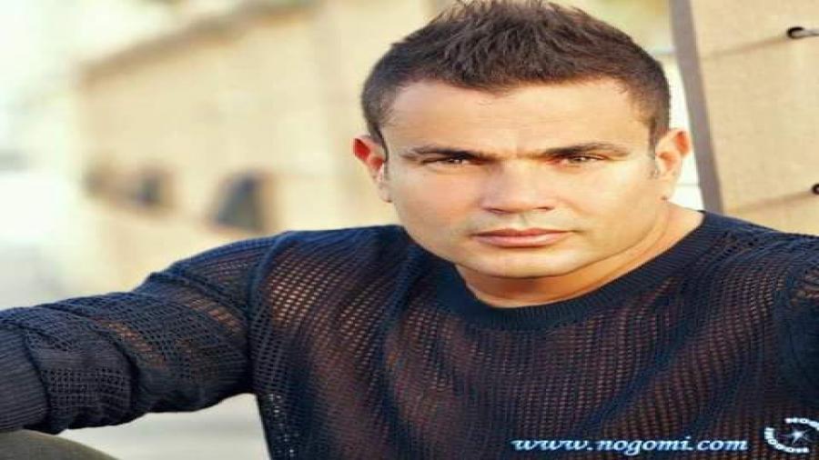 """عمرو دياب.. هل بدأ قصة حب جديدة مع """"دينا"""" أخرى؟"""