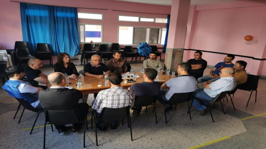 بحضور مضيان، التحاق جماعي للمكتب الإقليمي للتعليم بالحسيمة بالاتحاد العام للشغالين بالمغرب