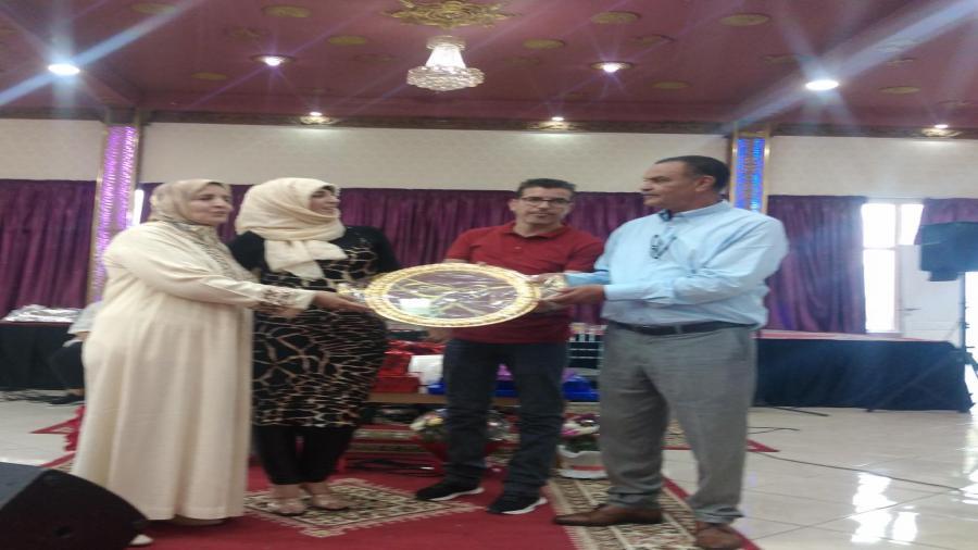 الجامعة الحرة للتعليم بآسفي تحتفل بمناسبة فوزها في استحقاقات اللجان الثنائية و تكرم الكاتب الإقليمي السيد محمد رشيد الحجام