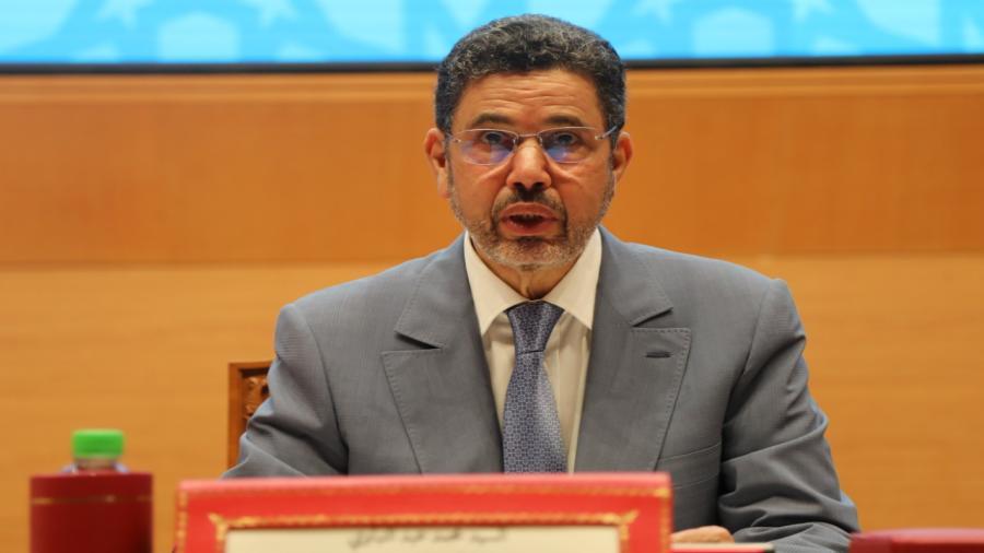 كلمة السيد محمد عبد النباوي الرئيس المنتدب للمجلس الأعلى للسلطة القضائية بمناسبة الندوة الافتتاحية لبرنامج التكوين التخصصي لفائدة السيدات والسادة قضاة الأحداث