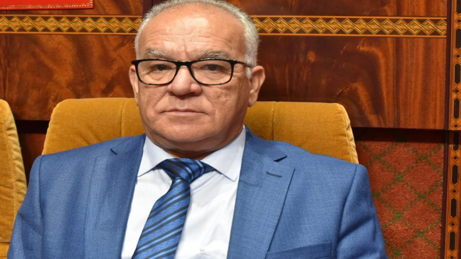 مداخلة السيد نور الدين مضيان رئيس الفريق الاستقلالي في جلسة مناقشة الحصيلة المرحلية لعمل الحكومة.