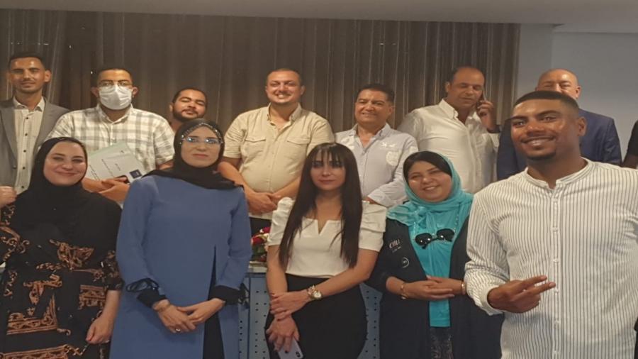 شبكة محرري الشرق الأوسط وشمال إفريقيا تعقد لقاءها التواصلي الثالث بعاصمة البوغاز