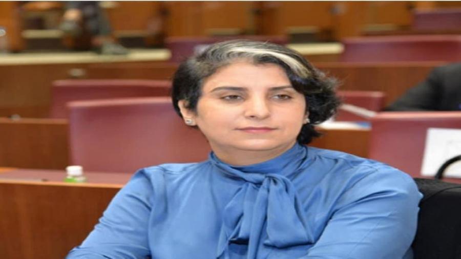 لشكر يغيب حنان رحاب عن البرلمان المغربي