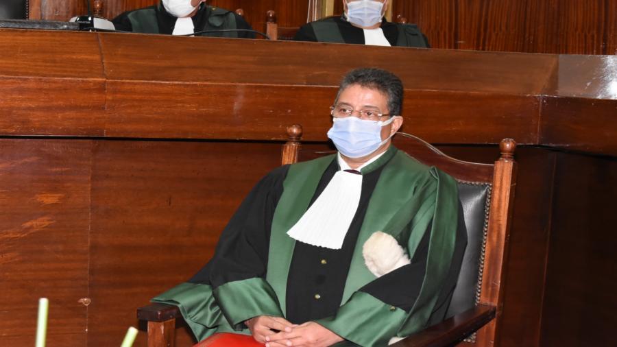 تنصيب السيد مهمة زواكي في مهامه وكيلا عاما للملك لدى المحكمة الابتدائية بطنجة