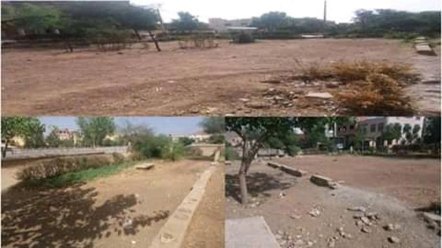 في مغرب 2021 : مريرت بدون حدائق عمومية