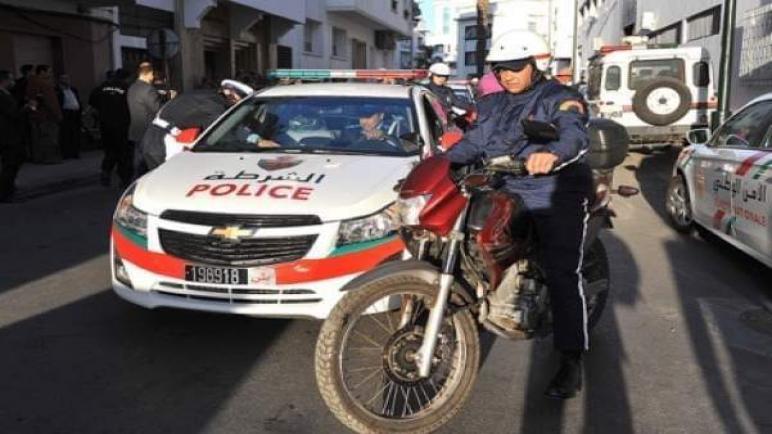أكادير .. استرجاع وحجز السلاح الوظيفي الخاص بشرطي كان ضحية سرقة تحت التهديد بالعنف (بلاغ DGSN)