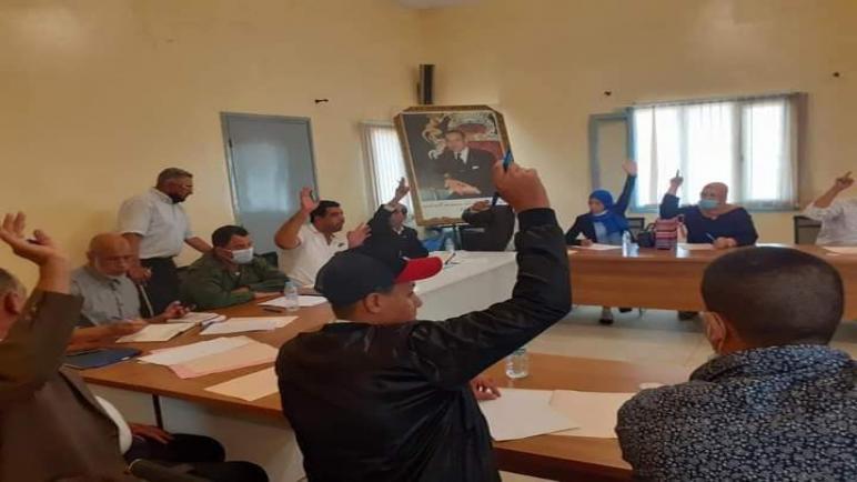 هذا ما أسفرت عنه الدورة الاستثنائية لشهر أكتوبر لإنتخاب اللجان الدائمة للمجلس لجماعة الغديرة /إقليم الجديدة