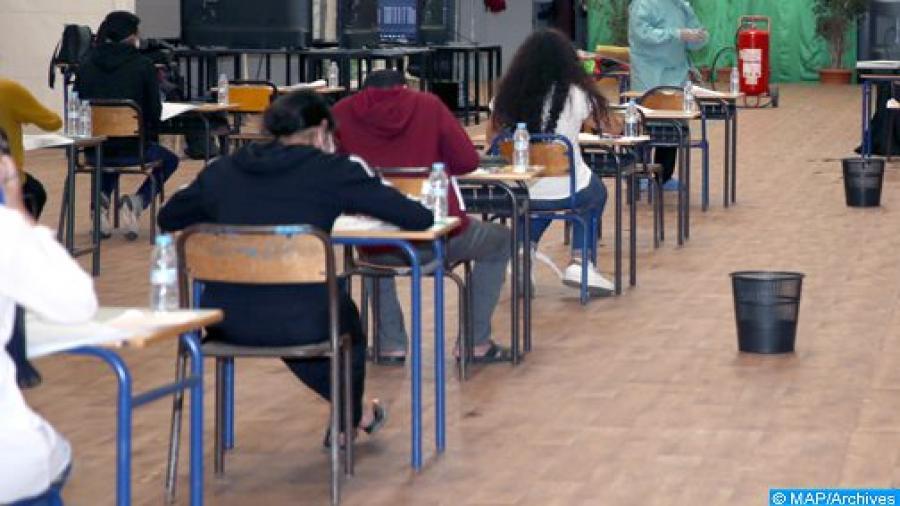 الامتحانات الوطنية الموحدة للباكالوريا..تسجيل ومعالجة 55 قضية أسفرت عن توقيف 61 شخصا على الصعيد الوطني.