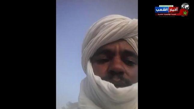 اقليم طاطا ..السيد  محمد الادريسي المهزولي من قبيلة الشرفاء  ردا على اتهام الغير بتسميم بعض الابل